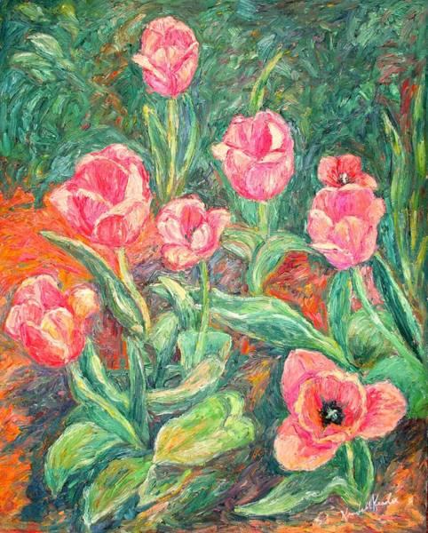 Painting - Waving Beauty by Kendall Kessler