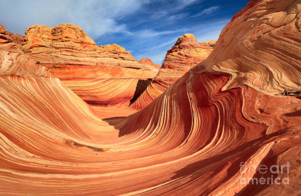 Vermilion Cliffs Wall Art - Photograph - Wavy Bowl by Inge Johnsson