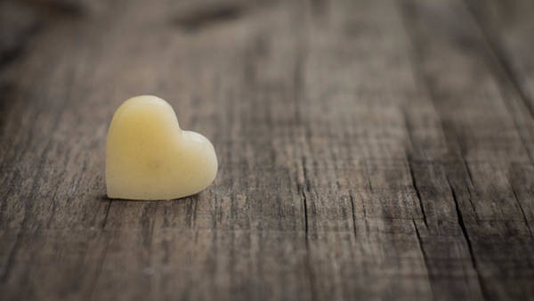 Engage Wall Art - Photograph - Wax Heart by Aged Pixel