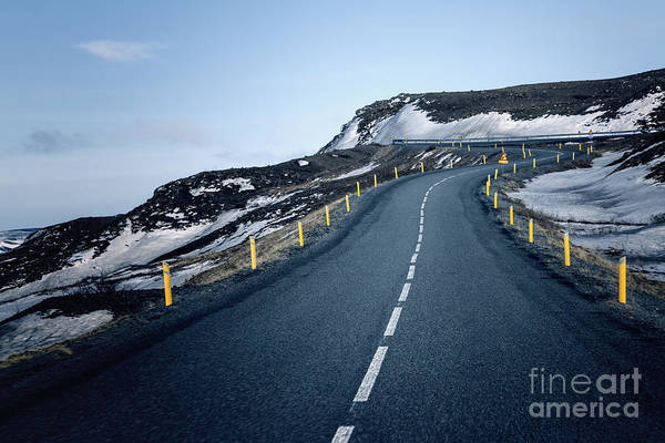 Highways Wall Art - Photograph - Way Up by Evelina Kremsdorf