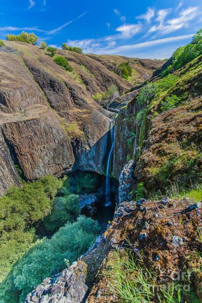 Photograph - Wayward Falls by Charles Garcia