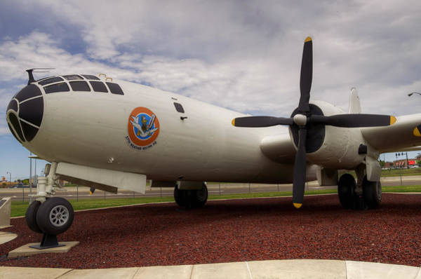 Wall Art - Photograph - Wb29 57th Weather Recon by Ricky Barnard