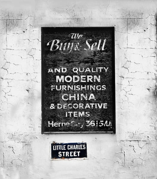 Wall Art - Photograph - We Buy We Sell by Mark Rogan