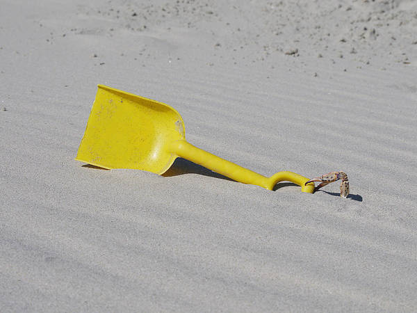 Photograph - We Need A Bigger Shovel by Richard Reeve
