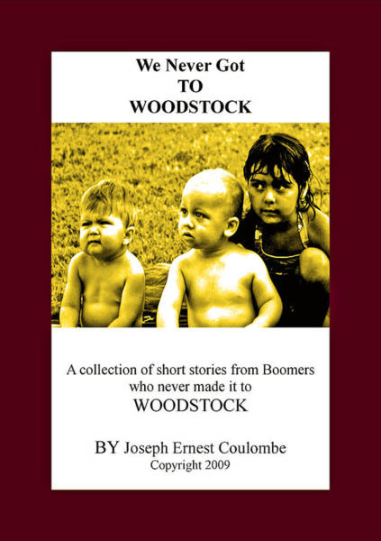 Digital Art - We Never Got To Woodstock by Joseph Coulombe