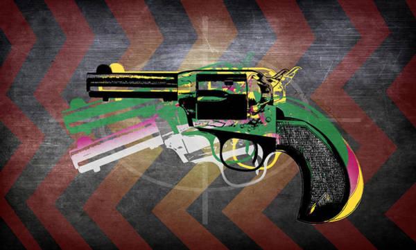 Wall Art - Digital Art - Weapons  by Mark Ashkenazi