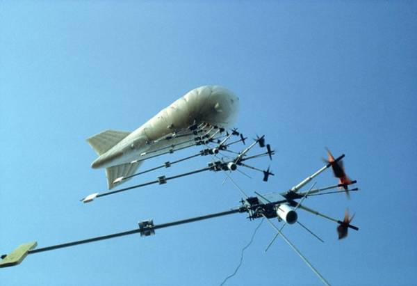 Weather Vane Photograph - Weather Balloon And Instruments by British Crown Copyright, The Met Office / Science Photo Library