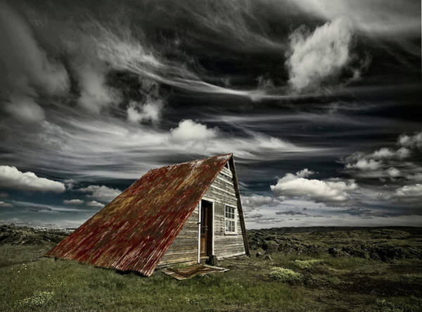 Forgotten Photograph - Weathered by ?orsteinn H. Ingibergsson