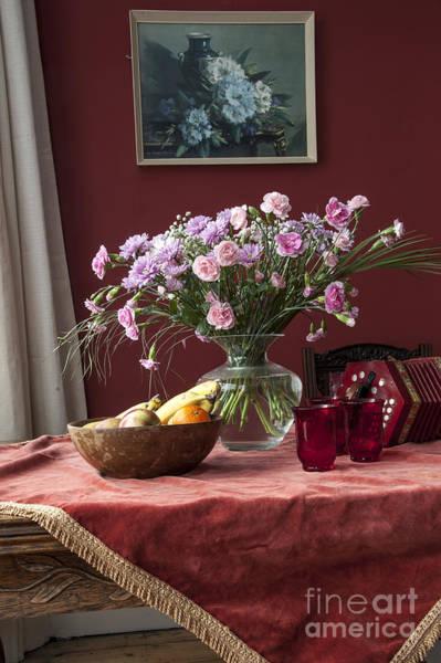 Wall Art - Photograph - Wedding Flowers by Donald Davis