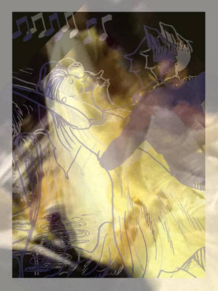 Painting - Wedding by Tony Rubino