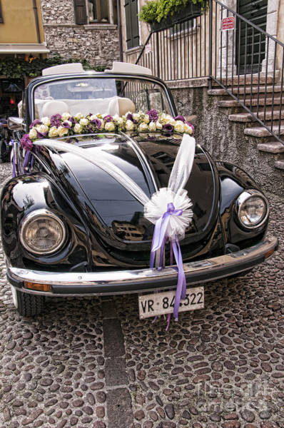 Photograph - Wedding With Style by Brenda Kean