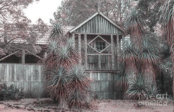 Photograph - Weindorfer's Chalet Cradle Mountain Tasmania by Elaine Teague