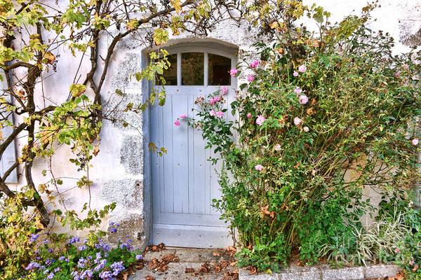 Wall Art - Photograph - Bienvenue A La Maison  by Olivier Le Queinec