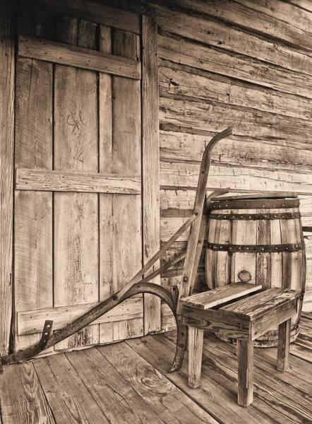 Door To Door Photograph - Welcome To Alabama by JC Findley