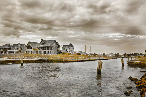 Wall Art - Photograph - Welcome To Bald Head Island by Betsy Knapp