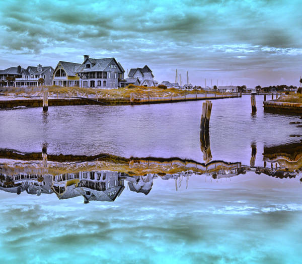 Wall Art - Photograph - Welcome To Bald Head Island II by Betsy Knapp