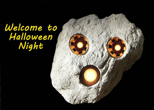 Real Ghosts Wall Art - Photograph - Welcome To Halloween Night by Bruce Iorio