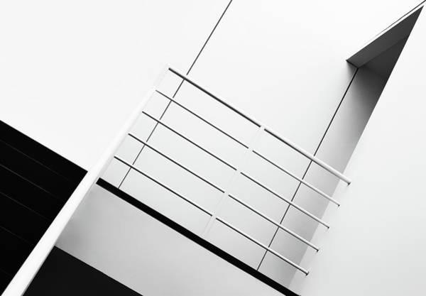Wall Art - Photograph - Welcome To The 3rd Floor by Jeroen Van De