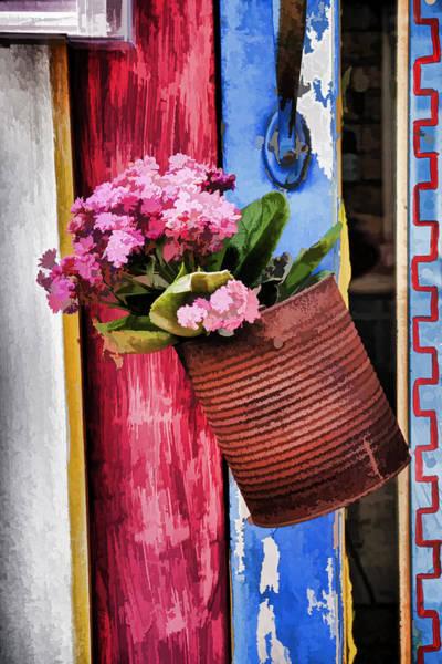 Welcoming Flowers Art Print