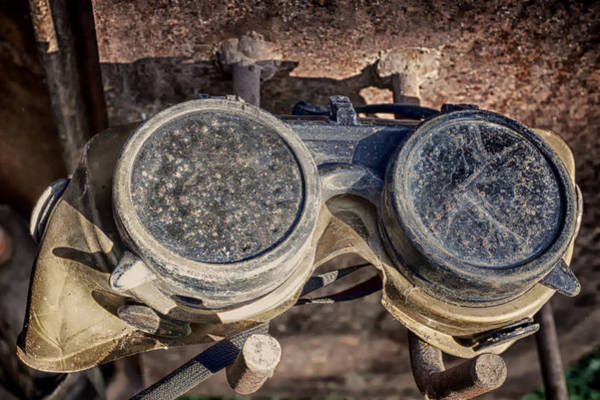 Photograph - Welding Goggles 2 by Trever Miller