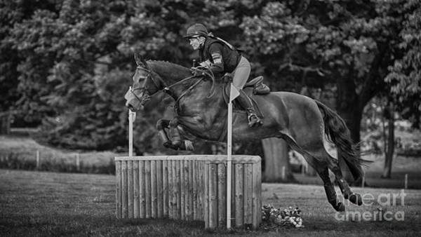 Cross Country Photograph - Well Clear by Nigel Jones