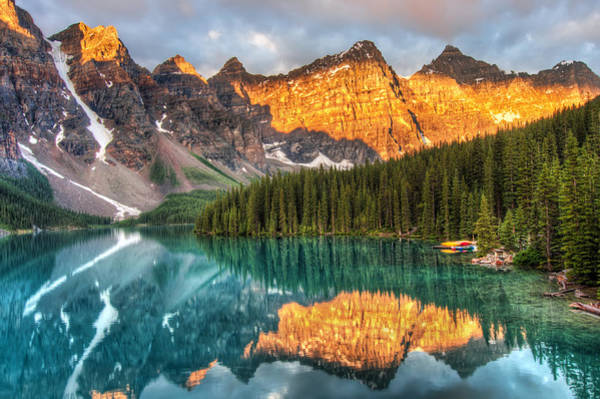 Wall Art - Photograph - Well Known Lake by James Wheeler