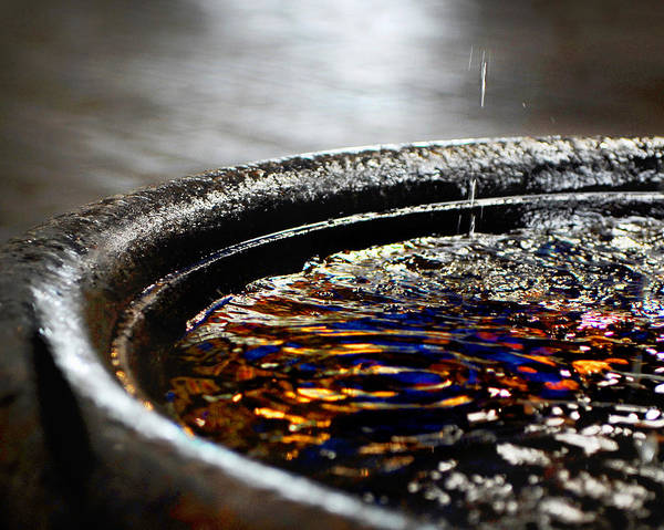 Photograph - Well Wishing by Val Stone Creager