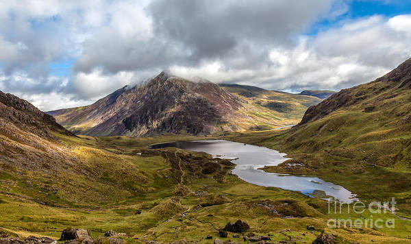 Snowdonia Wall Art - Photograph - Welsh Mountains by Adrian Evans