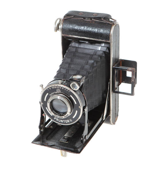 Photograph - Welta Garant German Camera by Paul Cowan