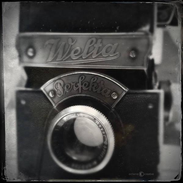Photograph - Welta Perfekta by Tim Nyberg