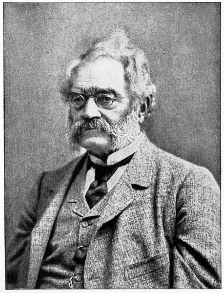 Traction Photograph - Werner Siemens by Cci Archives