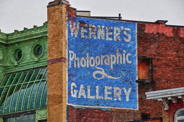 Photograph - Werners 3844 by Guy Whiteley