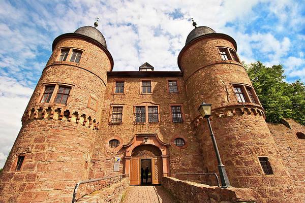Fortification Photograph - Wertheim, Germany Wertheim Castle by Miva Stock