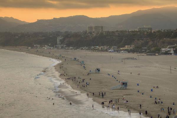 Wall Art - Photograph - West Coast Evening by Ricky Barnard