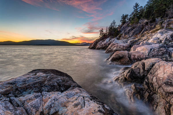 Photograph - West Coast Sunset by Pierre Leclerc Photography