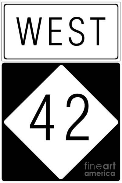 Digital Art - West Nc 42 by Paulette B Wright