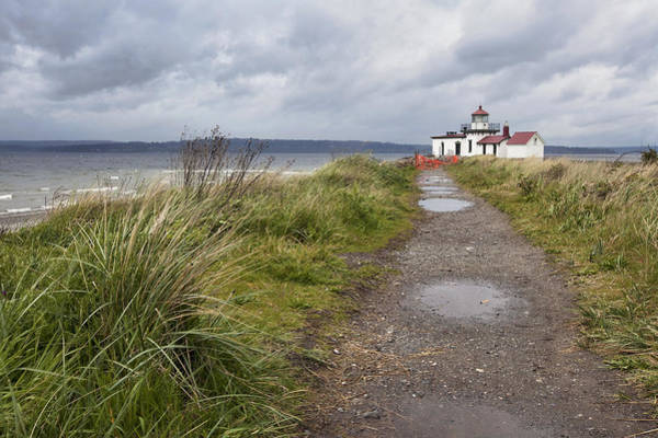 Wall Art - Photograph - West Point Lighthouse by Eric Gendron