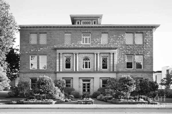Photograph - Western Christian University Goodrich Building by University Icons