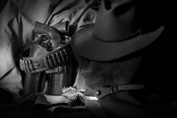 Photograph - Western Garb by David Andersen