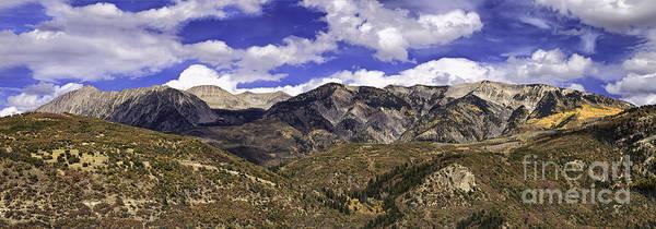 Photograph - Western Sky Panorama by Stuart Gordon
