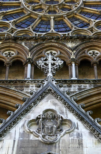 Photograph - Westminster Abbey by James Brunker