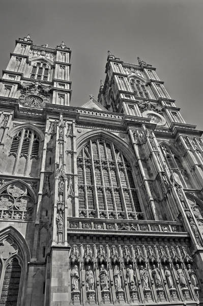 Photograph - Westminster Abby by Denise Dube