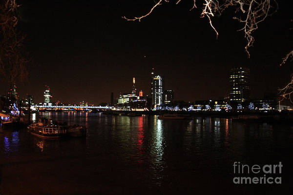 Photograph - Westminster - London by Doc Braham