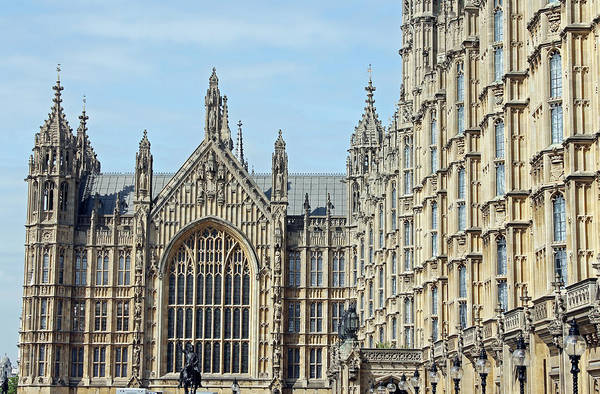 Photograph - Westminster Hall by Tony Murtagh