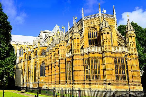 Photograph - Westminster Palace by Richard Henne