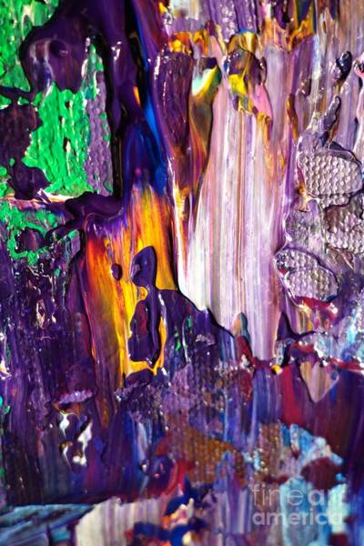 Photograph - Wet Paint 105 by Jacqueline Athmann