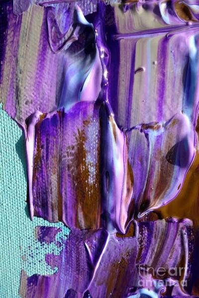 Photograph - Wet Paint 106 by Jacqueline Athmann