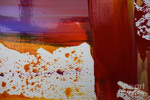 Photograph - Wet Paint 111 by Jacqueline Athmann