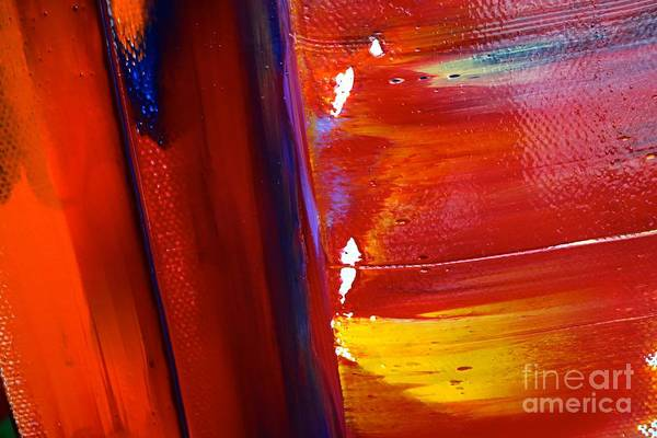 Photograph - Wet Paint 115 by Jacqueline Athmann