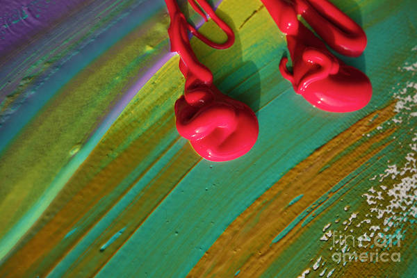 Painting - Wet Paint 15 by Jacqueline Athmann